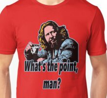 Big Lebowski Philosophy 19 Unisex T-Shirt