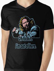Big Lebowski  23 Mens V-Neck T-Shirt