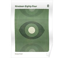 George Orwell - Nineteen Eighty-Four Poster