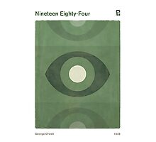 George Orwell - Nineteen Eighty-Four Photographic Print