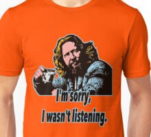 Big Lebowski Philosophy 28 Unisex T-Shirt
