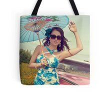 Fabulous Fifties Tote Bag