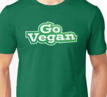 Go Vegan Logo Unisex T-Shirt