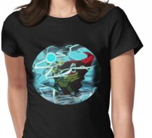 Lady Thor  Womens Fitted T-Shirt