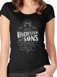 Winchester and Sons Women's Fitted Scoop T-Shirt