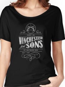 Winchester and Sons Women's Relaxed Fit T-Shirt