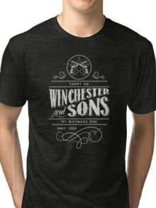 Winchester and Sons Tri-blend T-Shirt