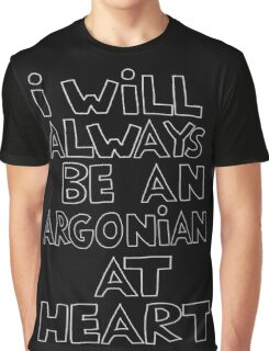 I'm an Argonian Graphic T-Shirt