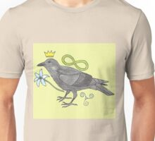 Crowns and Birds, Swords and Things Unisex T-Shirt