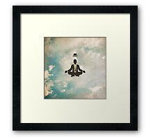 Time Off Framed Print
