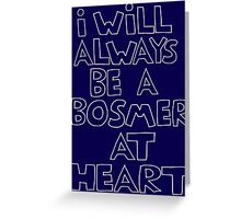 I'm a Bosmer Greeting Card