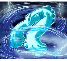 Lugia used Whirlpool Photographic Print