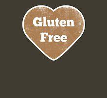 Gluten Free Heart - Distressed Unisex T-Shirt