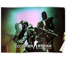 CS Global Offensive Poster