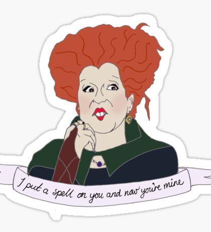 Love Winnie Sticker