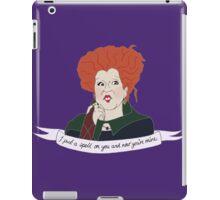 Love Winnie iPad Case/Skin