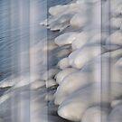 Icy rocks by Bluesrose
