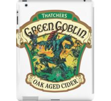 Green Goblin iPad Case/Skin