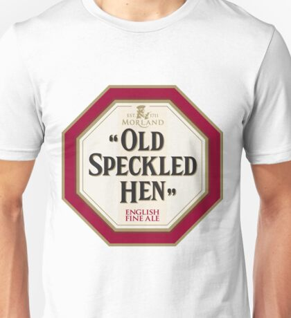 Old Speckled Hen Unisex T-Shirt