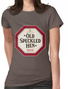 Old Speckled Hen Womens Fitted T-Shirt
