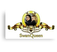 Swan Queen MGM Canvas Print