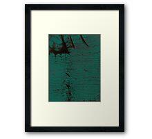 Twlight Black Maple  Framed Print