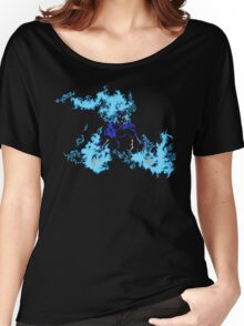 Blue Chandra Magic Women's Relaxed Fit T-Shirt