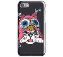 Cat  #7 iPhone Case/Skin