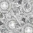 Flower Pattern -  by bekkalily