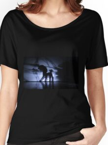 Night dream Women's Relaxed Fit T-Shirt