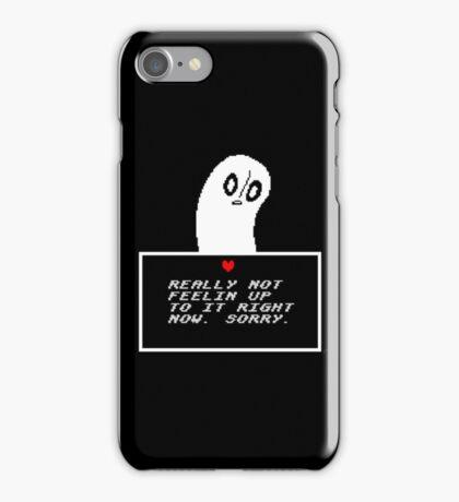 Undertale 13 iPhone Case/Skin