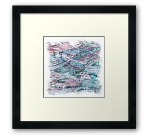 The Atlas Of Dreams - Color Plate 38 Framed Print