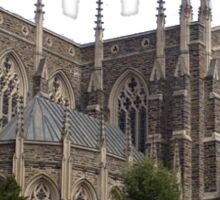 Duke Chapel Sticker