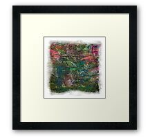 The Atlas Of Dreams - Color Plate 40 Framed Print