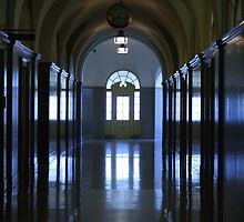Reflected Hall by Julie's Camera Creations <><