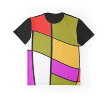 Geometric Abstract Graphic T-Shirt
