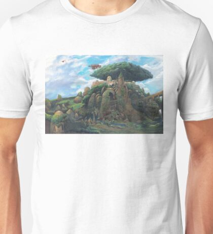Laputa at Last Unisex T-Shirt
