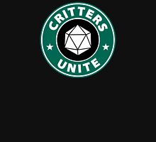 Critters Unite! - Critical Role Fan Design Unisex T-Shirt