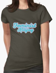 Adorable Feminist Killjoy Womens Fitted T-Shirt