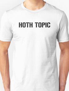 HOTH TOPIC (Black) T-Shirt
