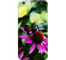 Butterfly Gardens iPhone Case/Skin
