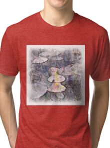 The Atlas Of Dreams - Color Plate 31 Tri-blend T-Shirt