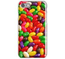 Colorful jellybeans iPhone Case/Skin