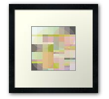 Geometric16 Framed Print