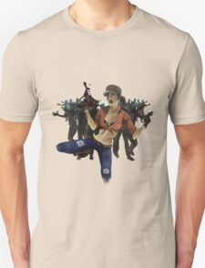 Call Of Duty Zombies Pin Up T-Shirt