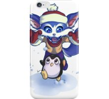 Gnar Snow Day iPhone Case/Skin