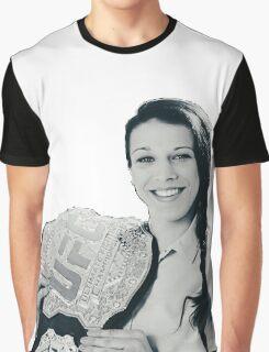 Joanna Jedrzejczyk Graphic T-Shirt