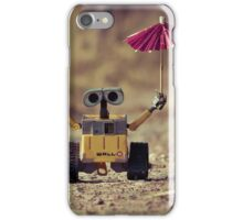Wall.E (Hot) iPhone Case/Skin