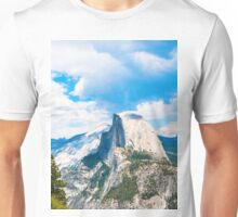 Half Dome Blues Unisex T-Shirt