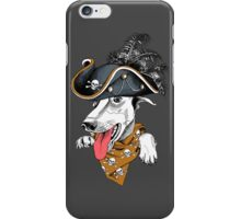 Crazy hipster dog  iPhone Case/Skin